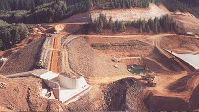 Stream Management for Dam Construction