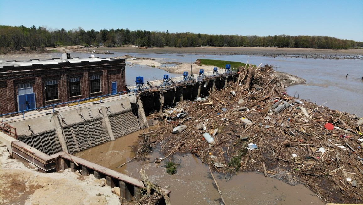 Interim Forensic Report on 2020 Edenville and Sanford Dam Failures Released